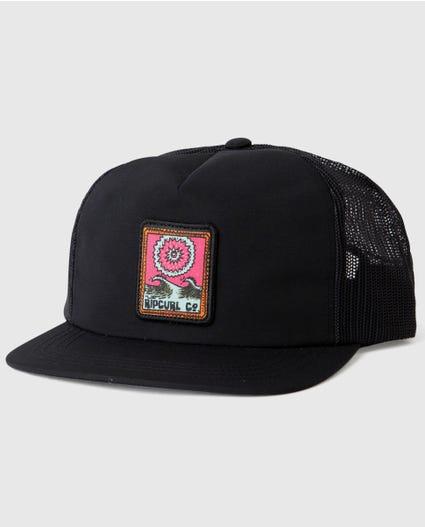 Dreaming Trucker Hat in Black