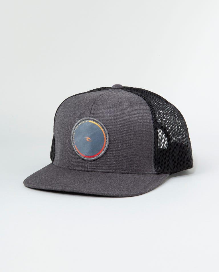 Premier Trucker Hat in Black