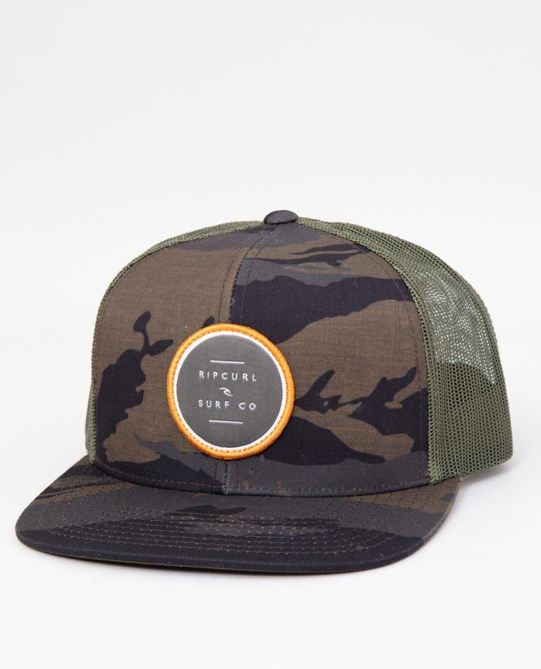 Go To Trucker Hat in Camo