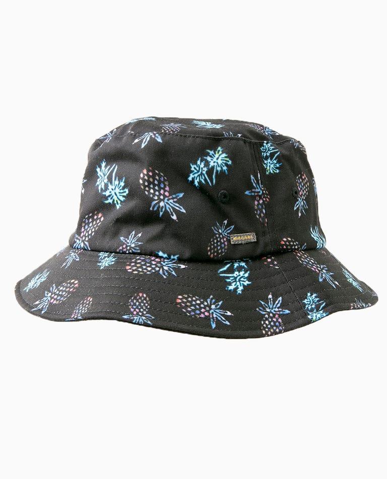Vacation Bucket Hat in Black