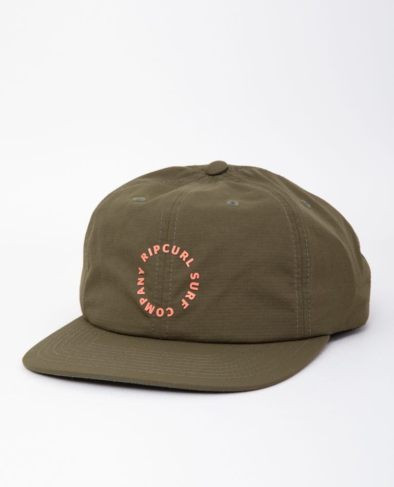 Roundabout Trucker in Green