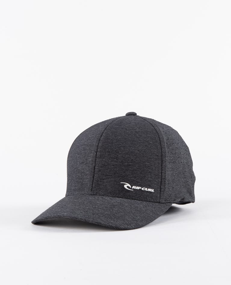 Phaser Curve Peak Cap in Black