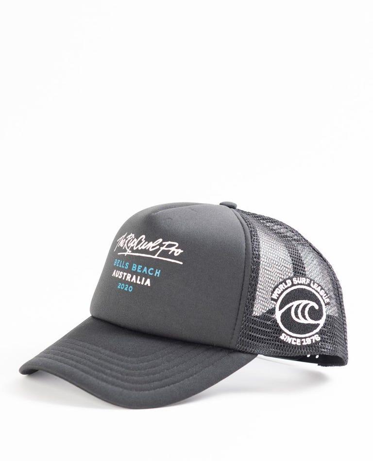 Bells Pro Trucker Hat in Black
