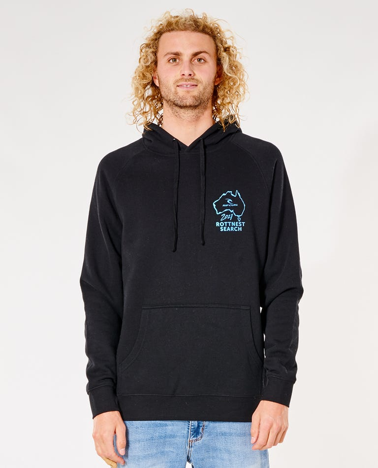 Rotto Search Hood  in Black