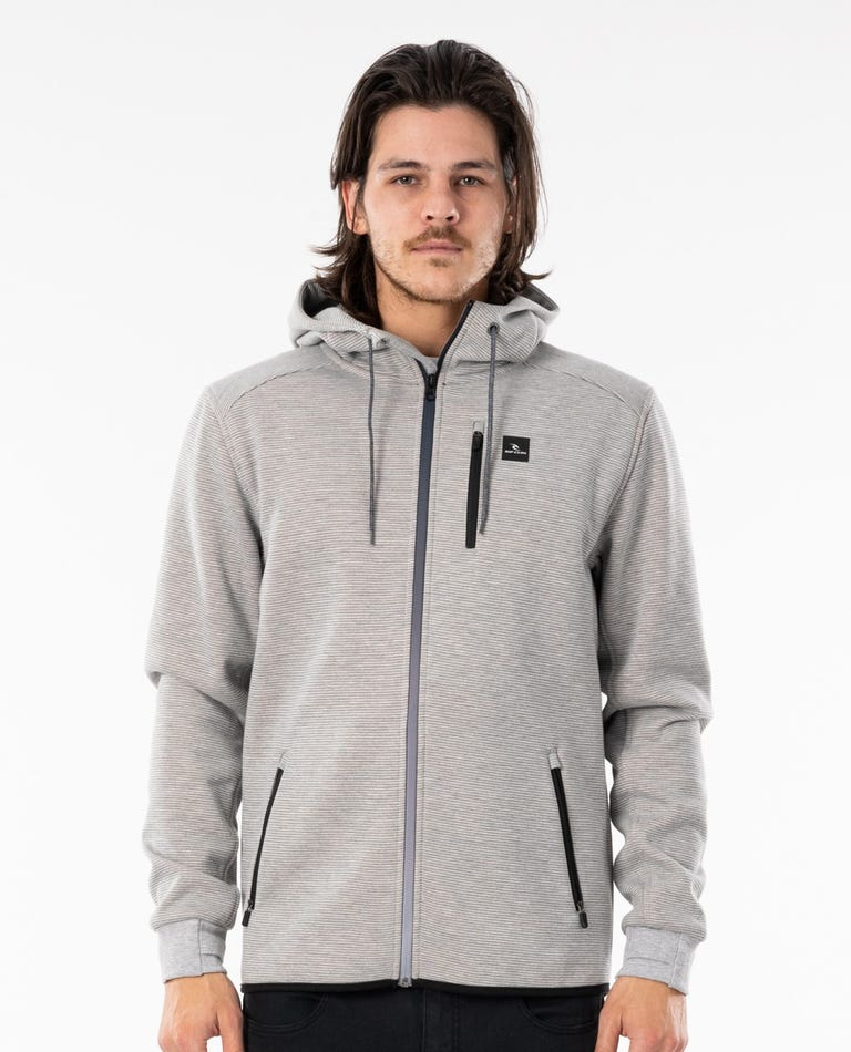 Departed Anti Series Fleece in Grey