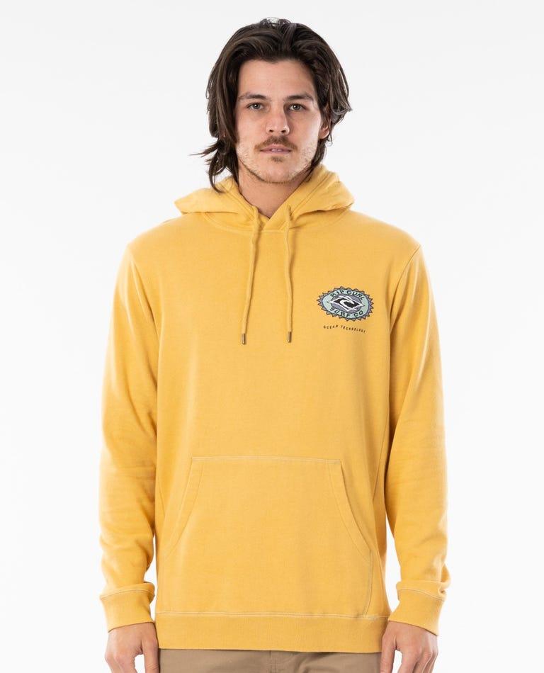 Ocean Sun Hood in Mustard