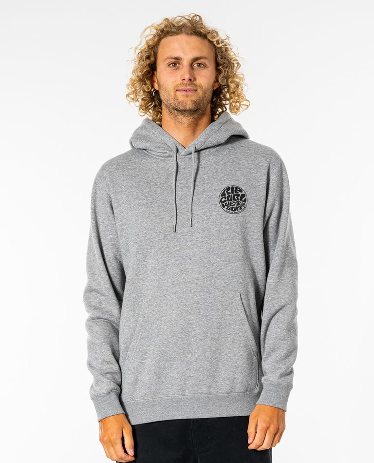 Wetsuit Icon Hood in Grey Marle