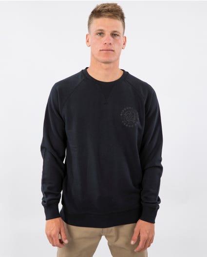 Son Of Cobra Crew Fleece in Black