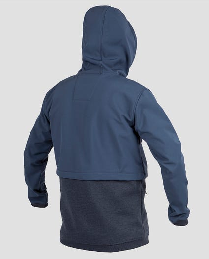 Akaw Anti Series Fleece Jacket in Indigo