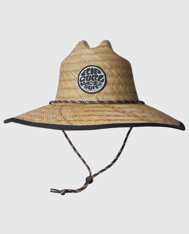 Baywatch Straw Hat in Natural