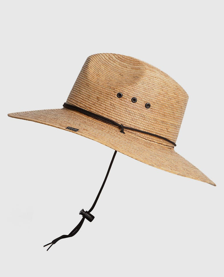 Miami Rc Straw Hat in Natural