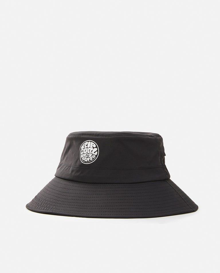 Surf Series Bucket Hat in Black
