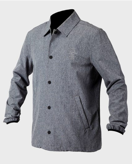 Carr Coaches Jacket in Charcoal