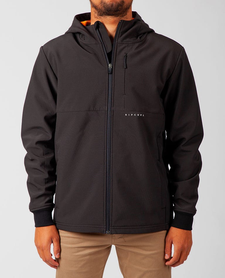 Byrde Anti Series Jacket in Black