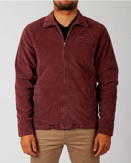 Moro Jacket in Rust