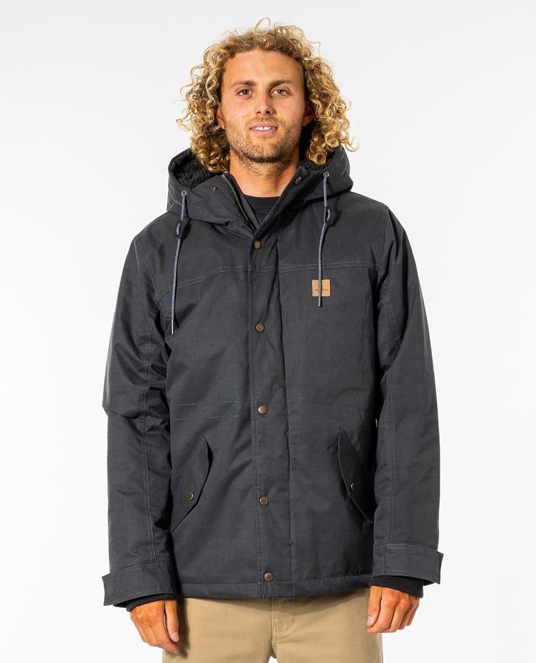 Exit Anti-Series Jacket in Black