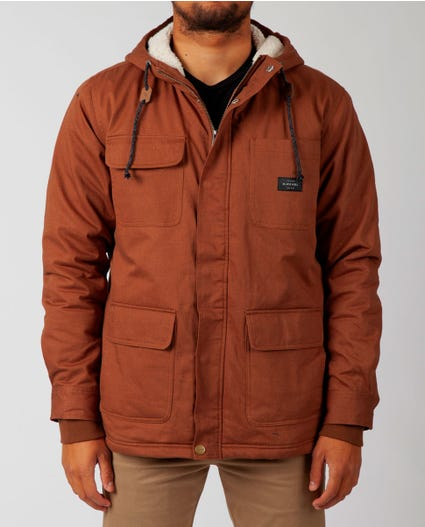 Rolling Thunder Jacket in Brown