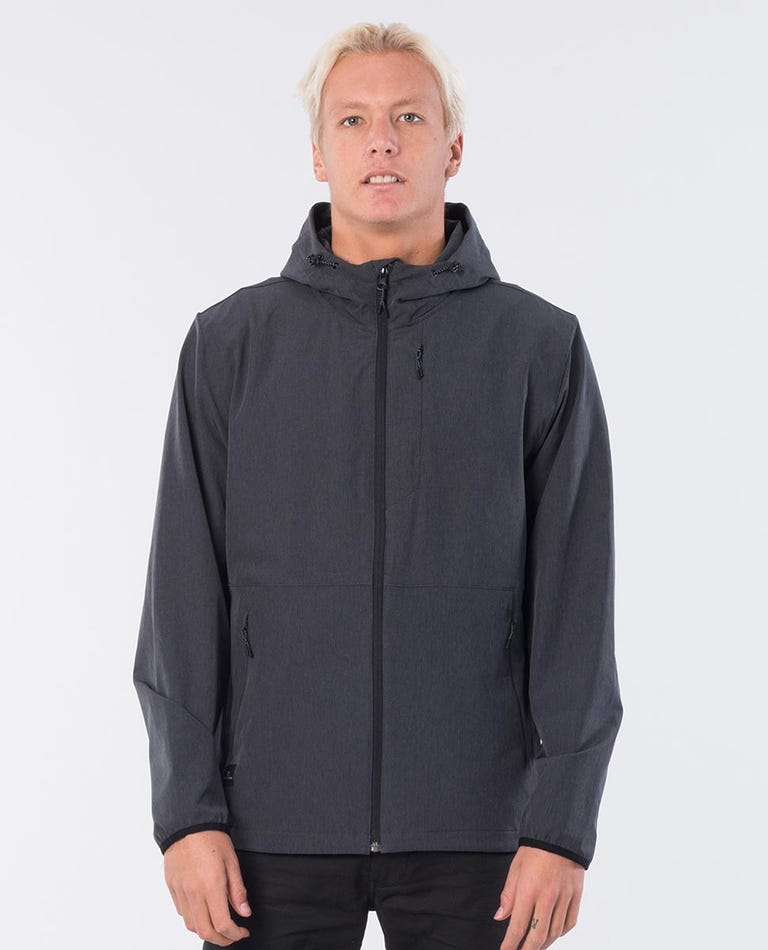 Elite Anti Series Jacket in Black