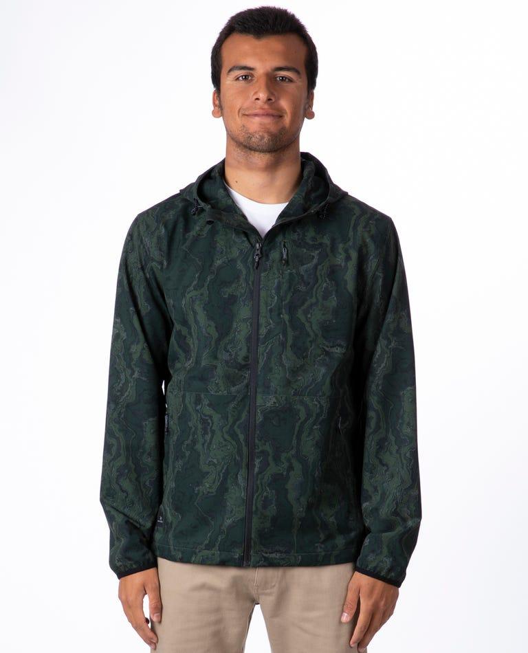 Elite Anti Series Jacket in Camo