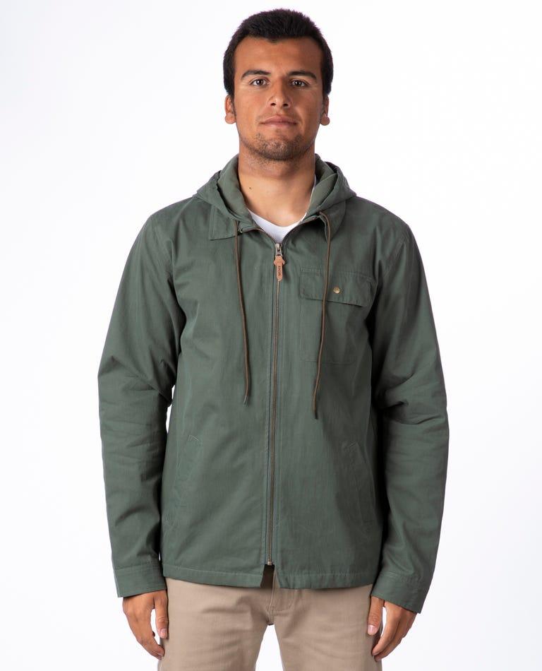 Raffa Jacket in Green