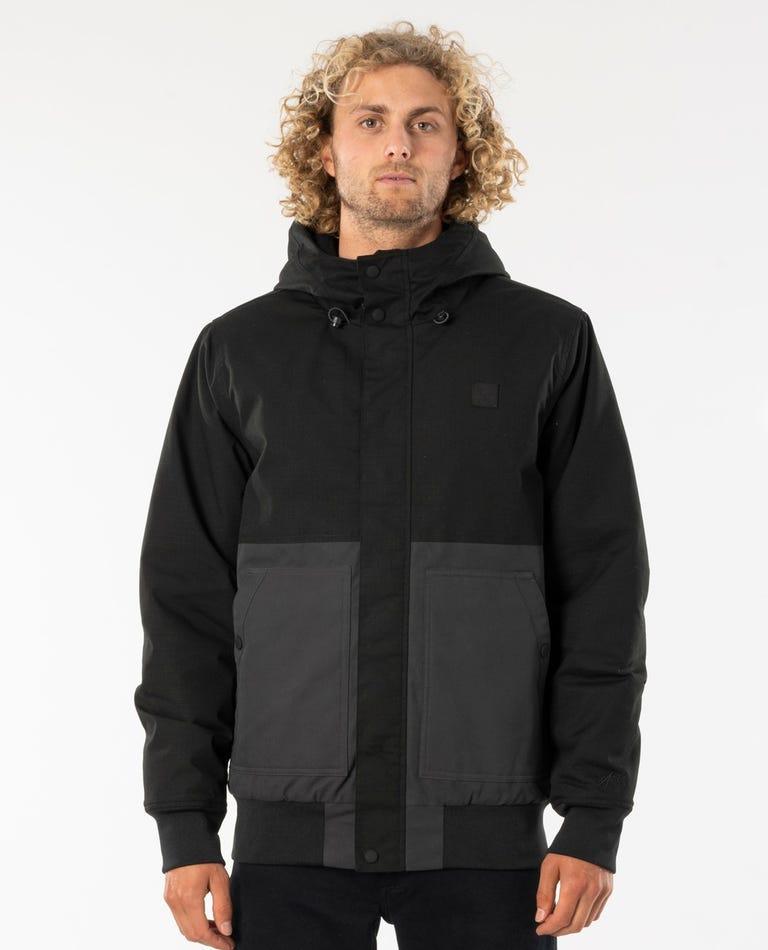 One Shot Anti-Series Jacket in Black