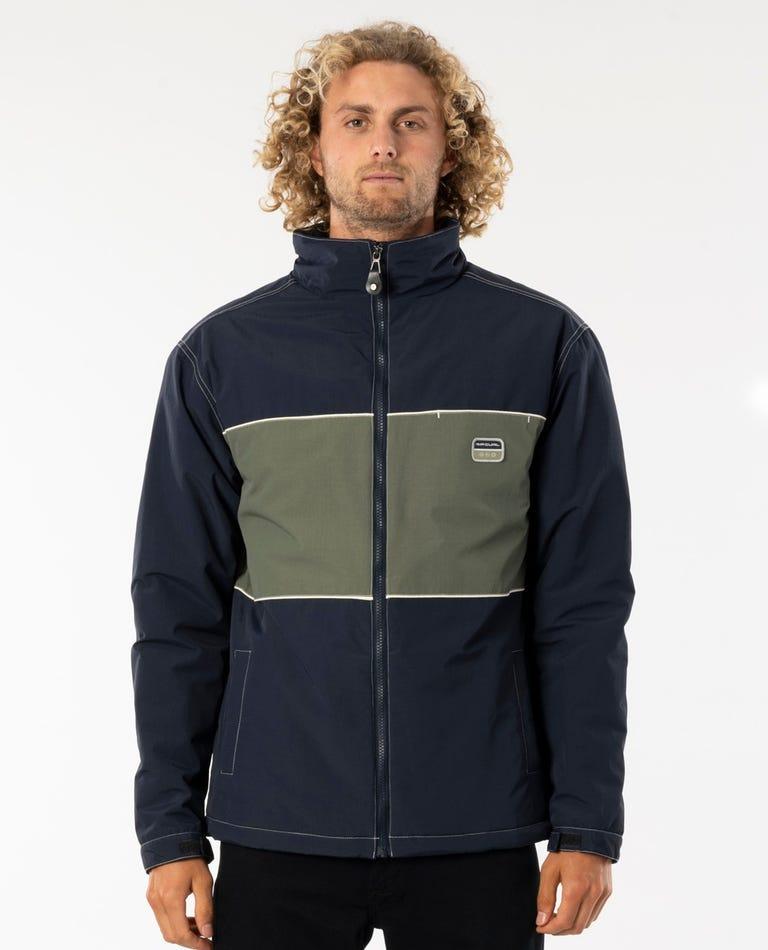 Re-Issue Y2K Jacket in Navy