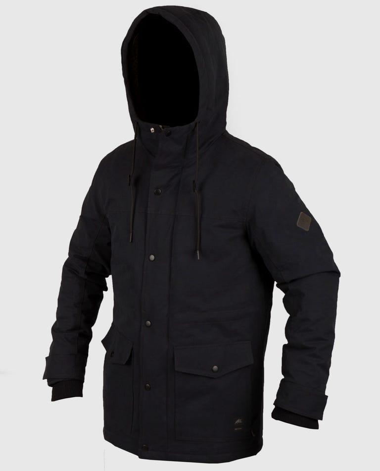 Exit Anti Series Jacket in Black