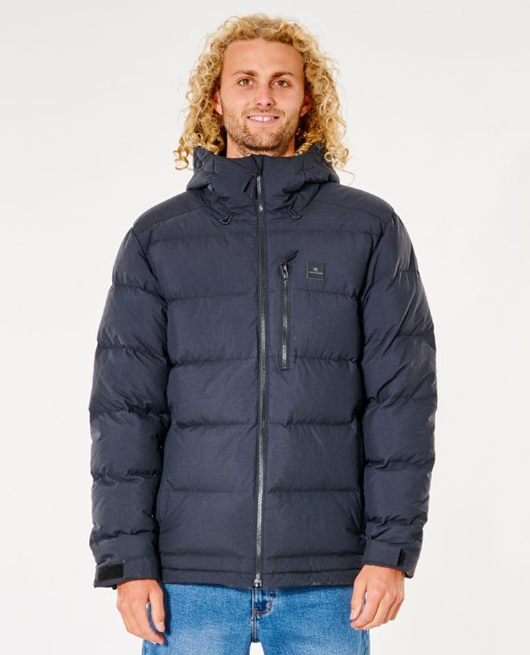 Elite Hi Loft Anti-Series Jacket in Black