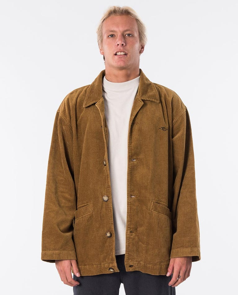 Reissue OG Cord Jacket in Tan
