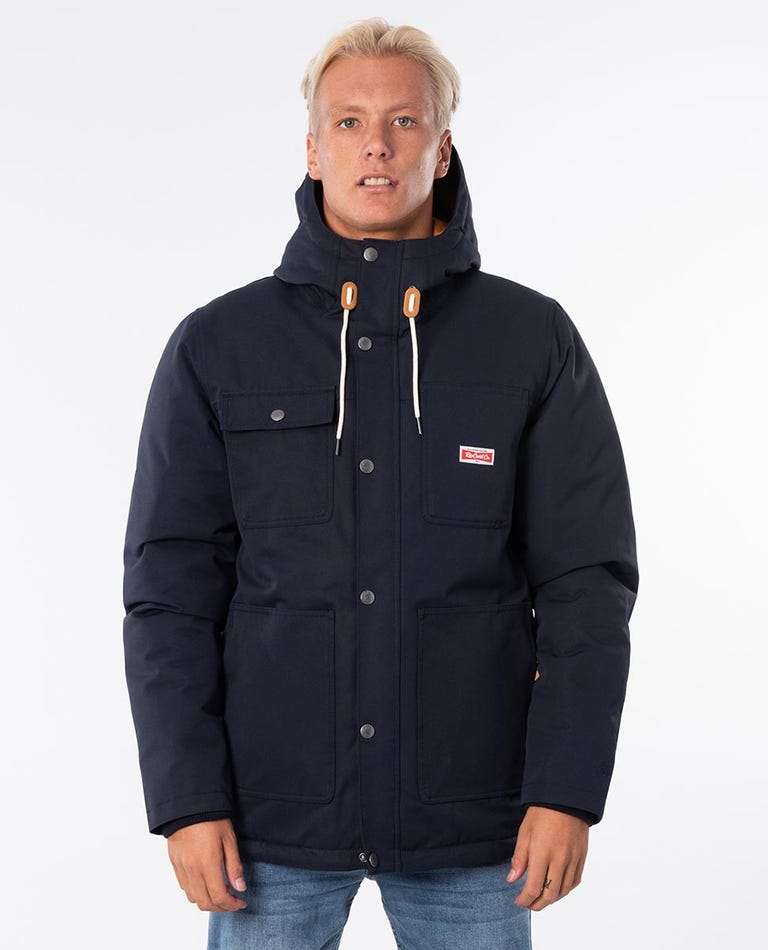 Saltwater Anti-Series Jacket in Dark Blue