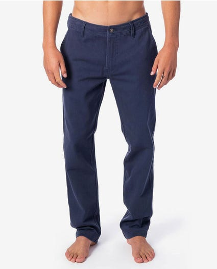 Searchers Pants in Indigo