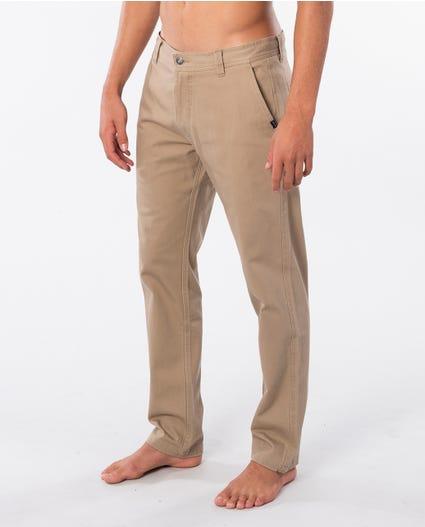 Searchers Pants in Khaki
