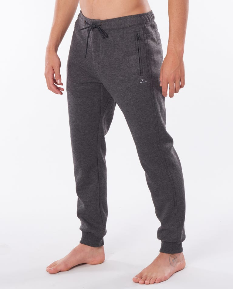 Departed Trackpant in Charcoal Grey