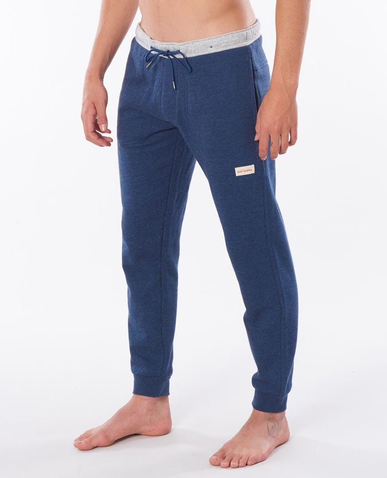 Surf Revival Track Pant in Navy