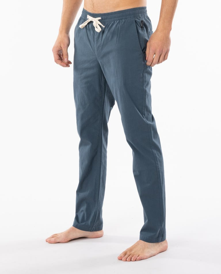 SWC Pant in Washed Navy
