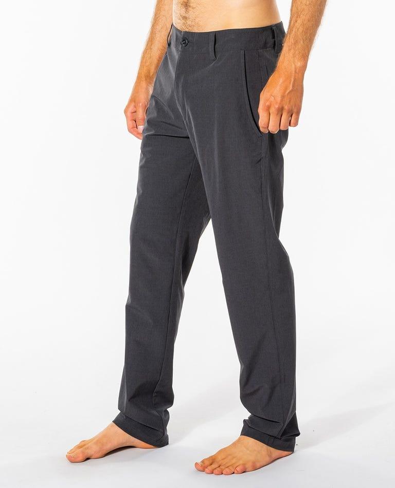 Epic Boardwalk Pant in Washed Black