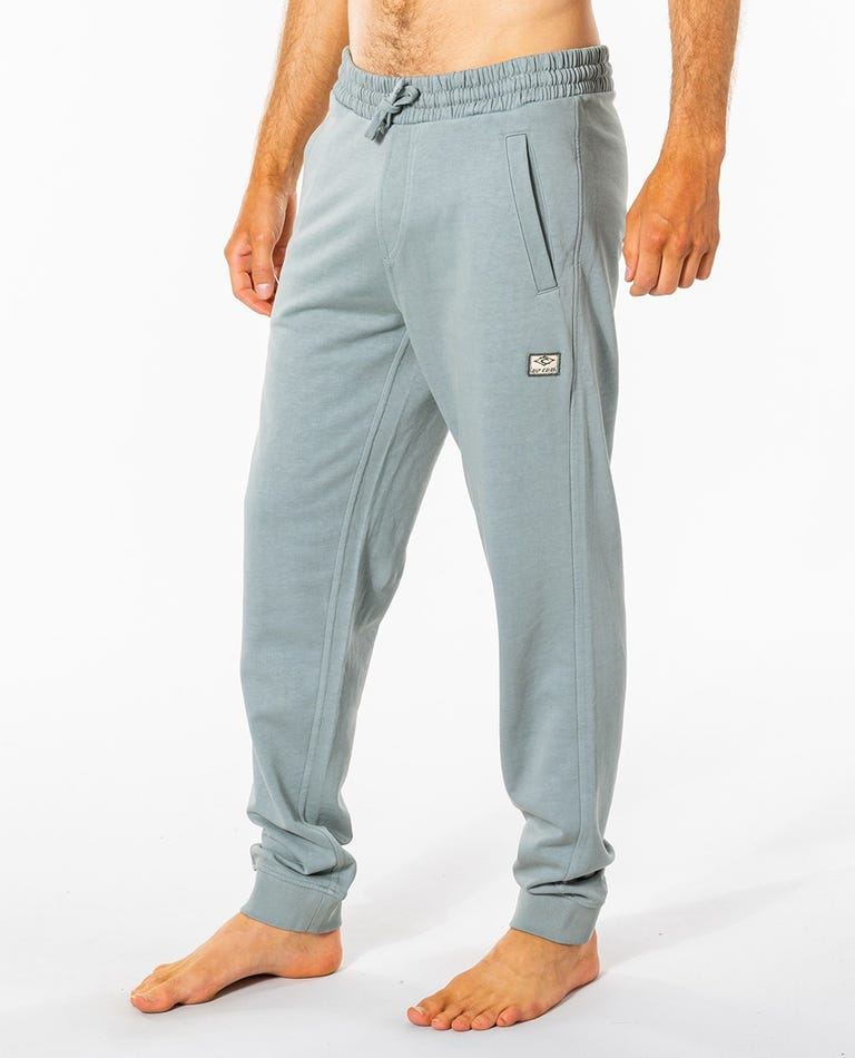 Original Surfers Trackpant in Mineral Green