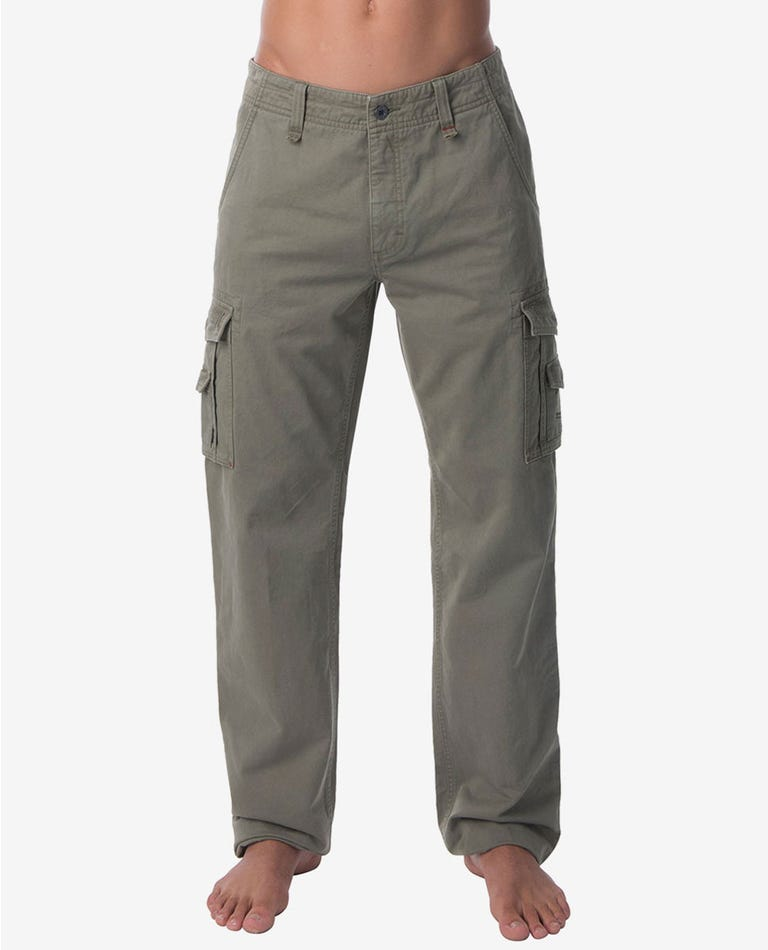 Trail Cargo Pant in Light Green