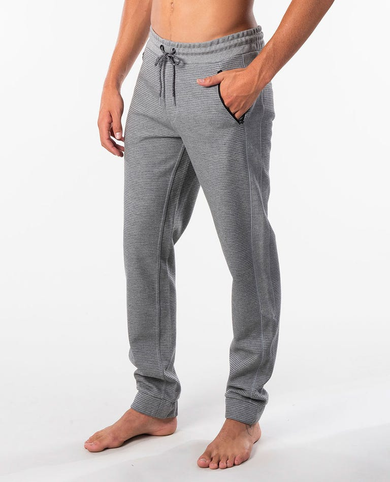 Charged Track Pant in Grey Marle