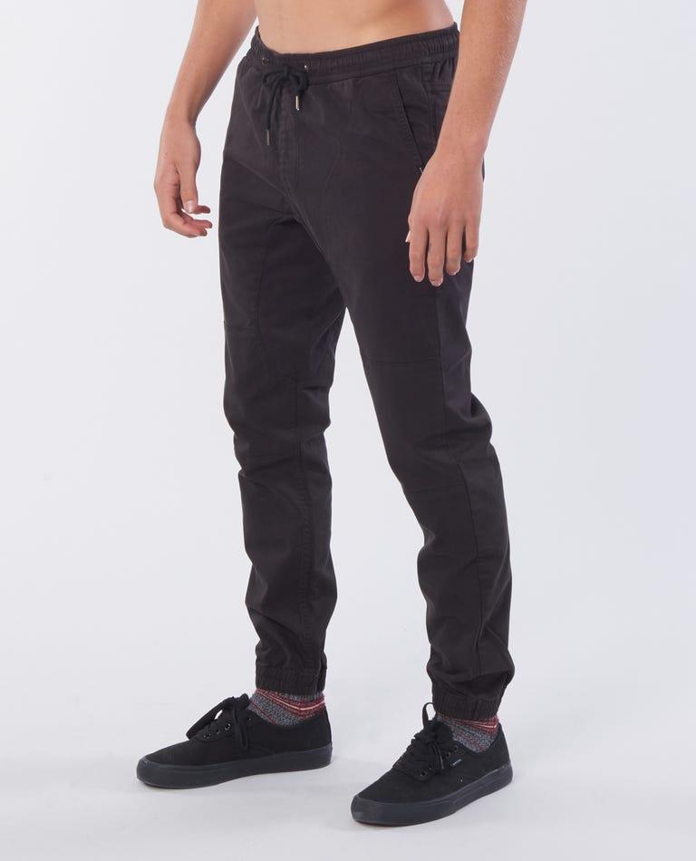 Destroyer Pant in Washed Black