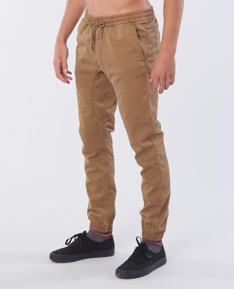Destroyer Pant in Dark Khaki
