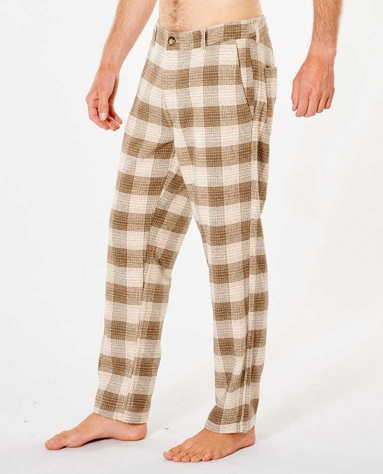 Quality Products Pant in Bone
