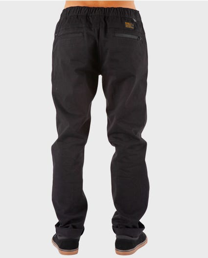 Nomad Pants in Black