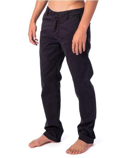 Savage Pants in Black