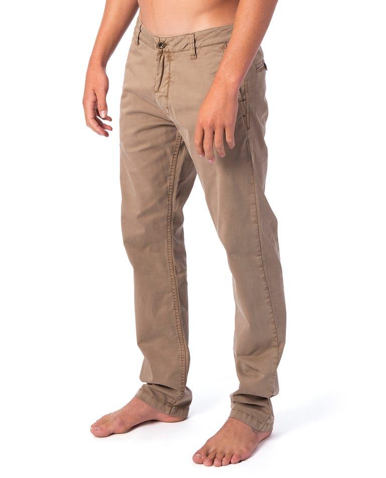 Savage Pants in Khaki