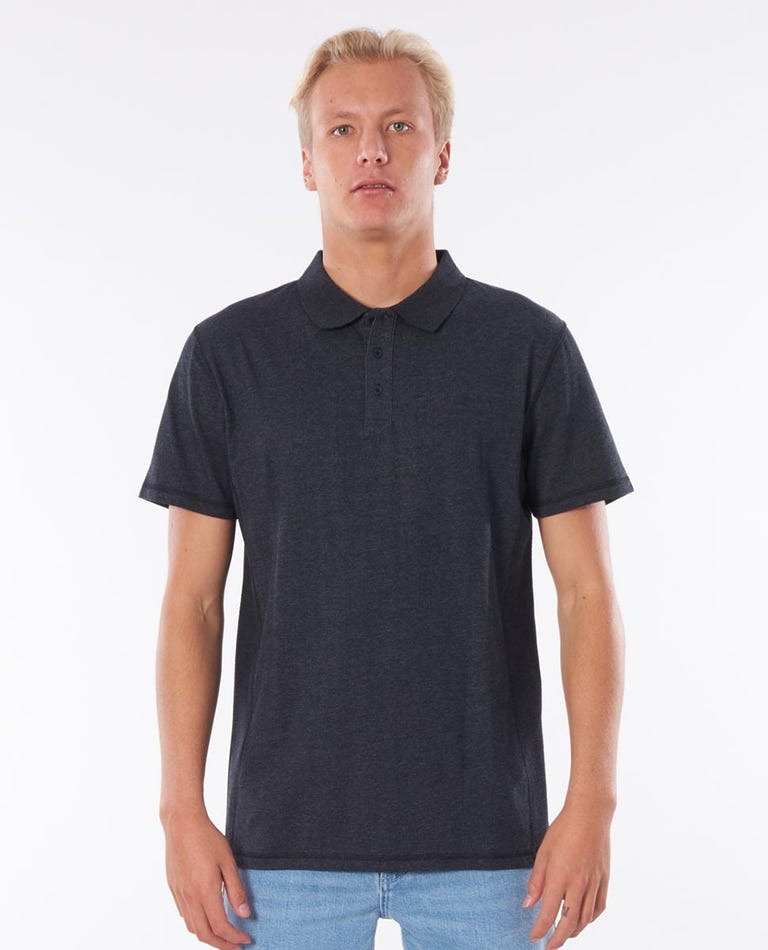 Pivoting Polo in Black Marle
