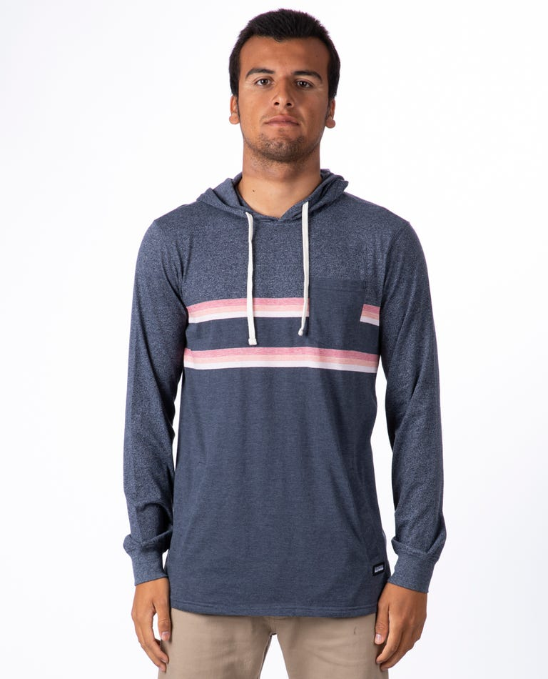 Rapture Long Sleeve Knit in Navy