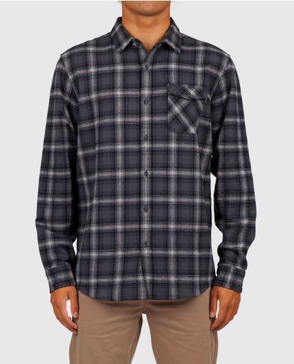 Juanico Flannel in Black