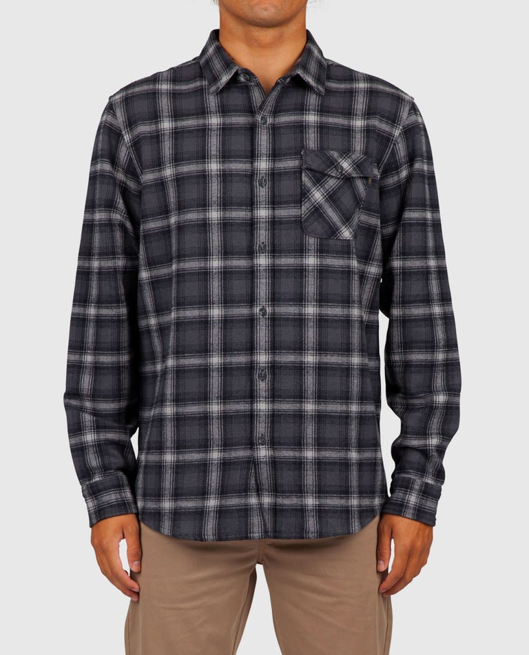 Juanico Flannel in Black