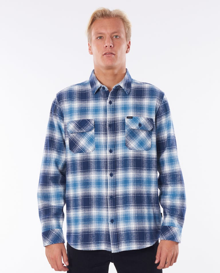 Count Long Sleeve Shirt in Navy